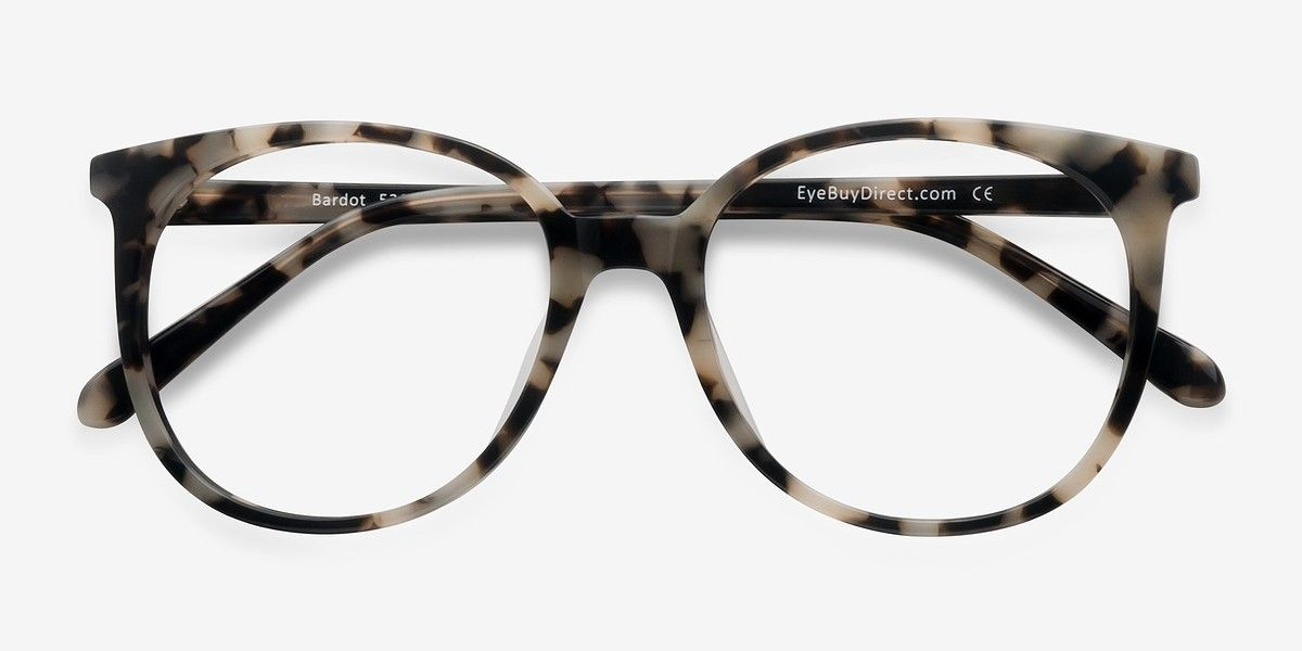 e6475924cc4 Bardot Ivory Tortoise Acetate Eyeglasses from EyeBuyDirect. A fashionable  frame with great quality and an