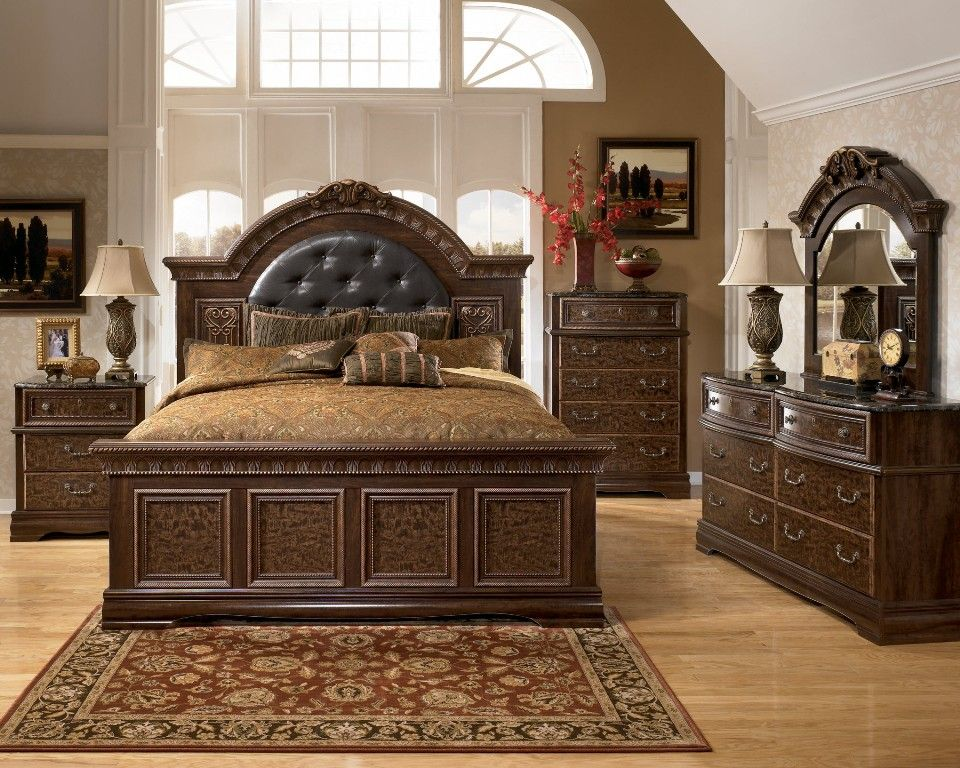 Bedroom Sets At Ashley Furniture, Queen Size Ashley Furniture Bedroom Sets