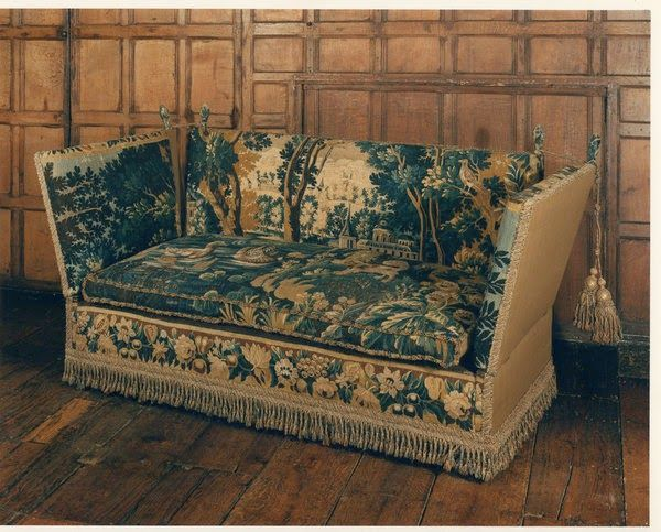 Genial Decorating With The Knole Sofa