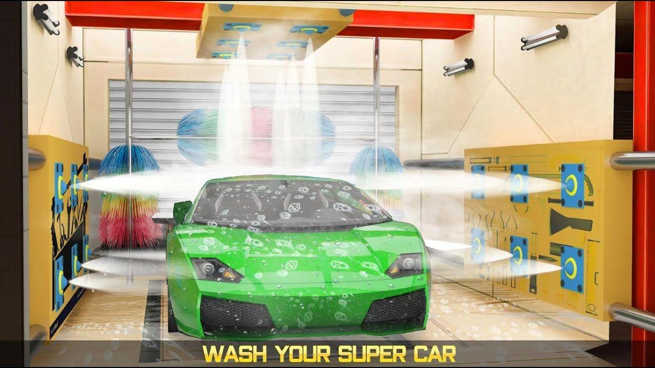Car Wash Garage Service Workshop Truck Car Wash 2020 Best Android Ga In 2020 Best Android Car Wash Trucks