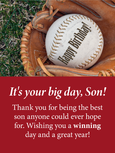 Hit A Home Run With Your Son This Year By Sending This Fun
