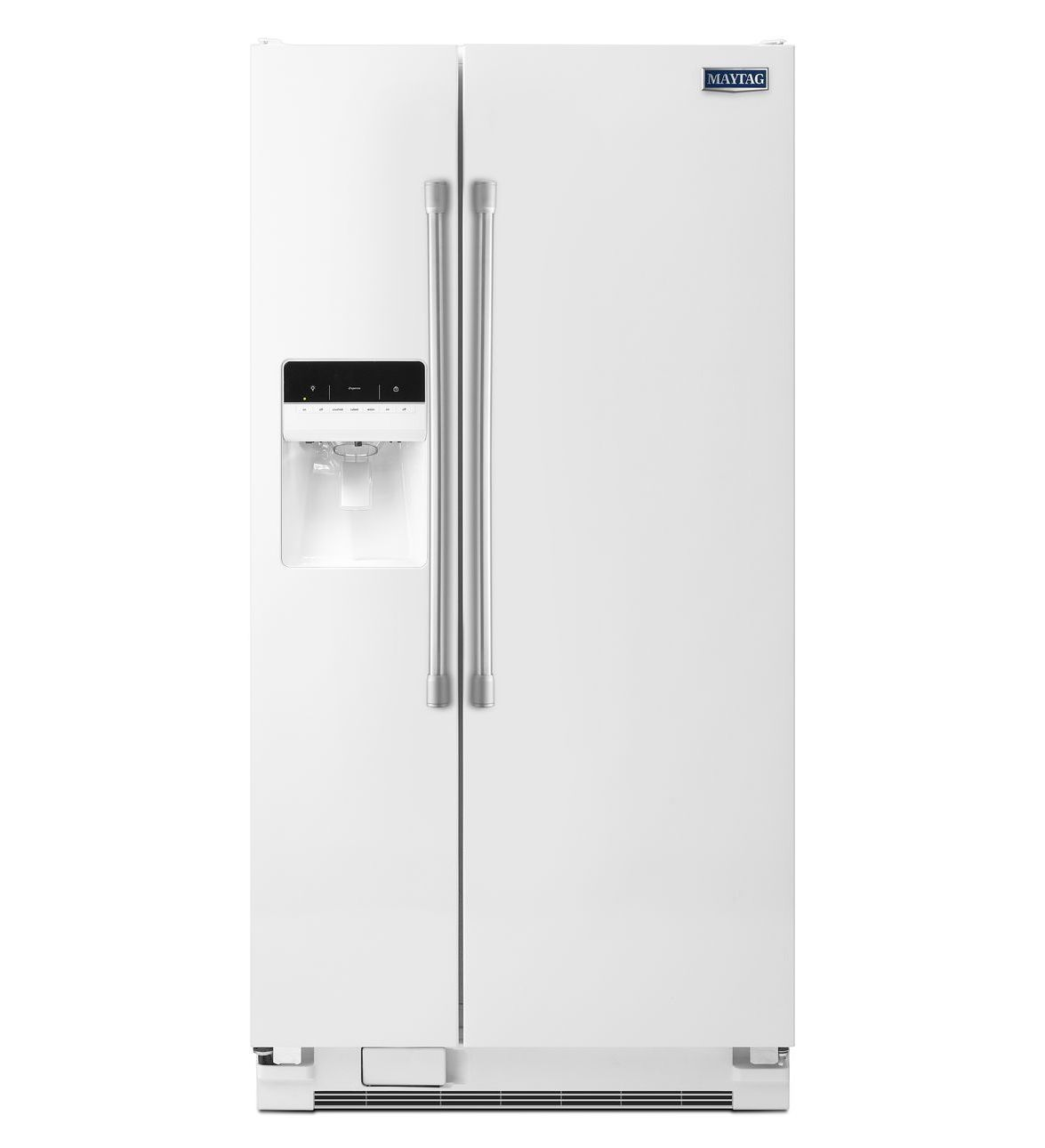 21 Cu Ft Side By Side Refrigerator With 33 Side By Side Refrigerator Refrigerator Laundry Appliances