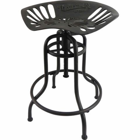 Cast Iron Tractor Seat Stools So Great For A Country