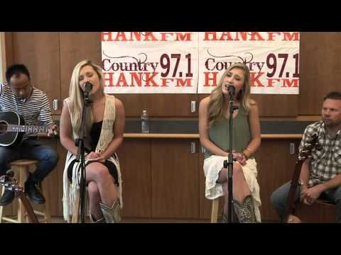 These two ladies are amazing. They remind me of how country used to be ♥ a lil mixture of Shania Dixie and Jo