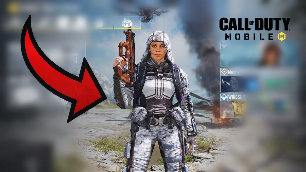 New Epic Outrider Arctic Skin Gameplay 16kills Solo Vs Squad Cod Mobile Battle Royale Season 3 Youtube In 2020 Arctic Gameplay Epic