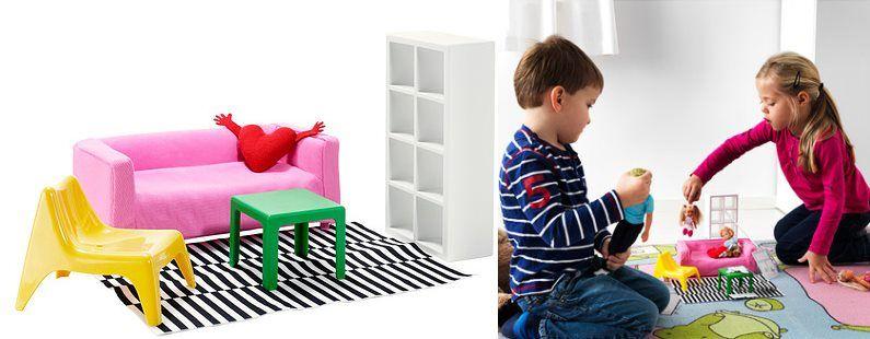 ikea doll furniture. Dollhouse Furniture From IKEA Ikea Doll I