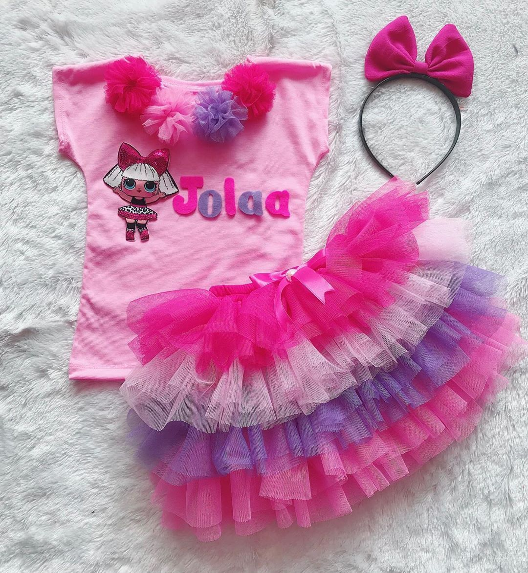 Baju Ulang Tahun Anak