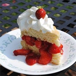 Strawberry Shortcake Allrecipescom Fmichaud Pinterest