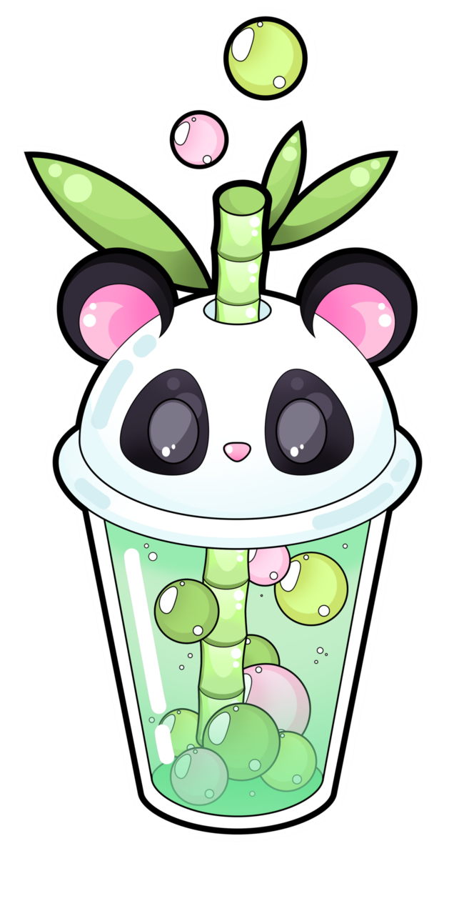 Im Now Making The Bear One 3 I Take Bubble Tea Commission