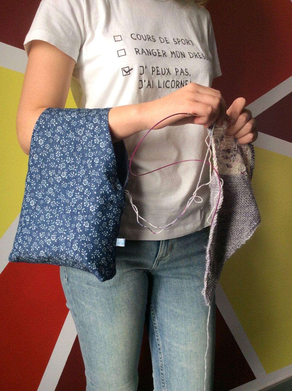 knit or crochet nomadic