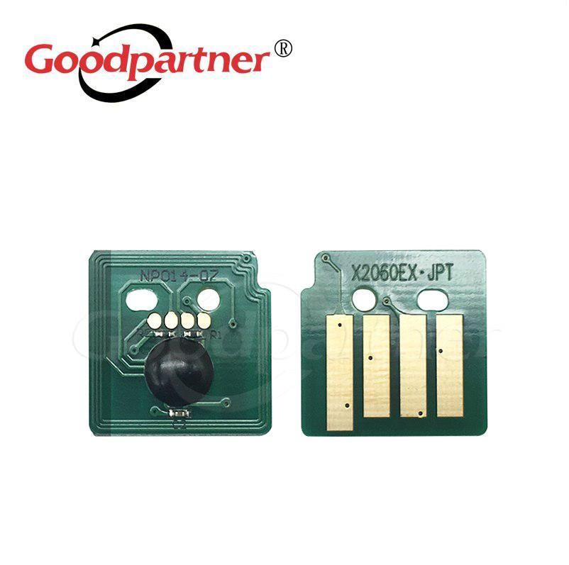 5x Ct201734 Toner Chip Toner Cartridge Reset Chip For Fuji Xerox