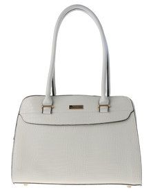 Pierre Cardin Black White Patent Leather Handbags | Ladies Bags ...