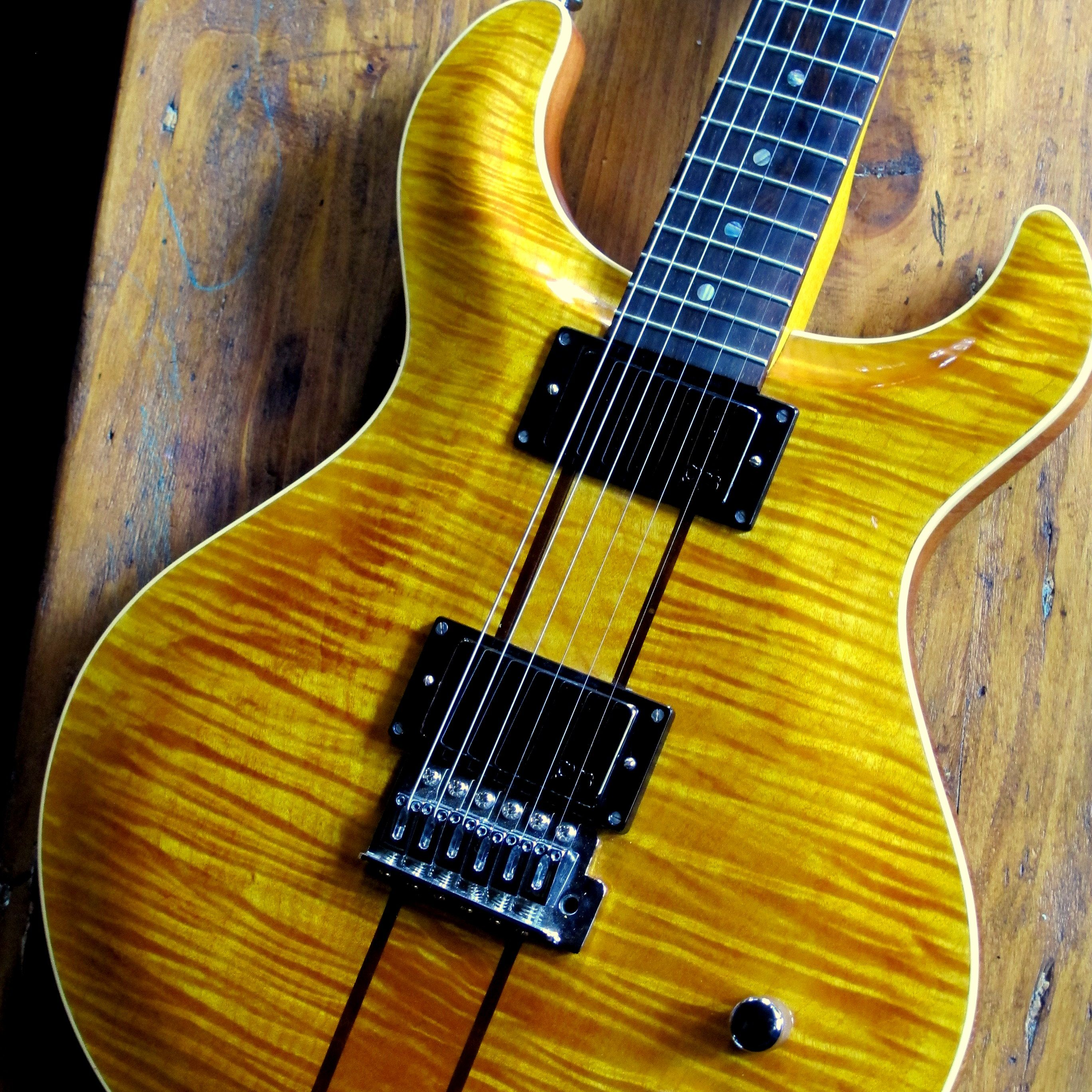 guitarra electrica elias luthier electric guitars