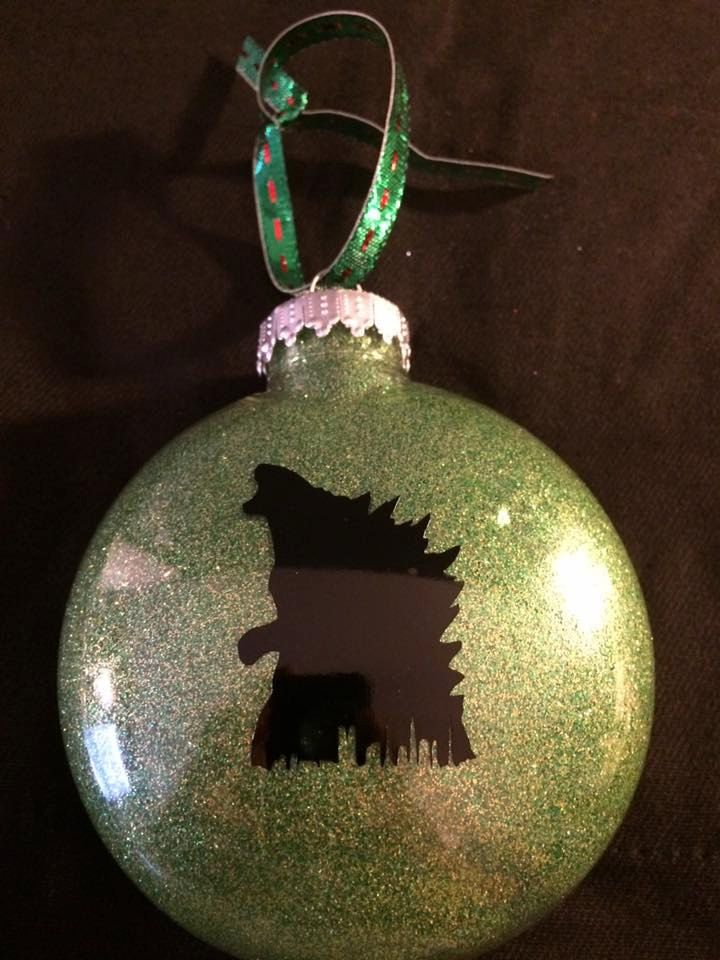 godzilla christmas ornament by djsdecals on etsy - Godzilla Christmas Ornament