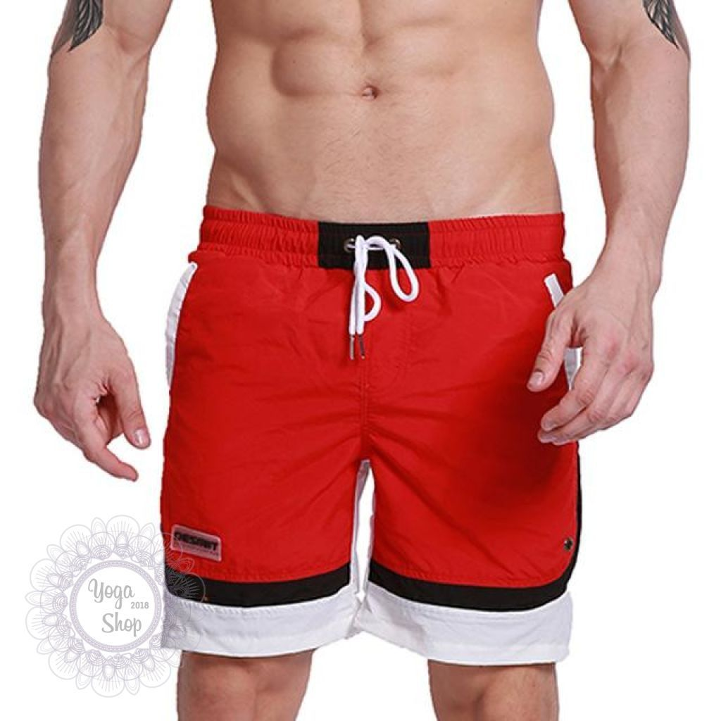 50d4f3639aabe Taddlee Brand Men Active Boxer Trunks Jogger Sweatpants Men s Fitness Gasp  Casual Short Bottoms Men Beach