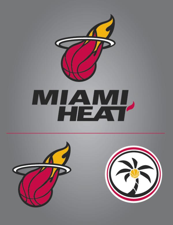 Rebranding The Miami Heat By Ian Bakar Nba Rebranding Nba Logo