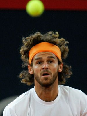 Greatest Clay Court Players In Tennis History Gustavo Kuerten Tennis Legends Tennis