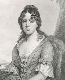 Martha Jefferson Randolph, First Lady 1801-1809, daughter ...