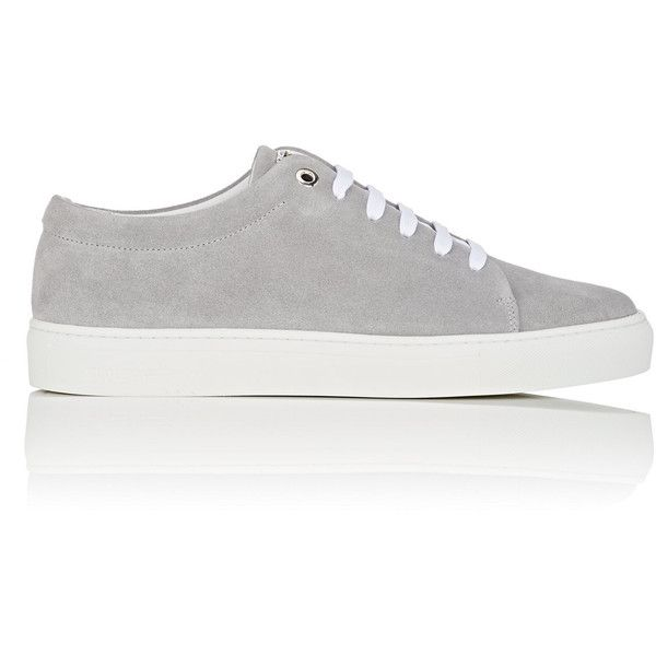 Mens Vyner Suede Sneakers Swear