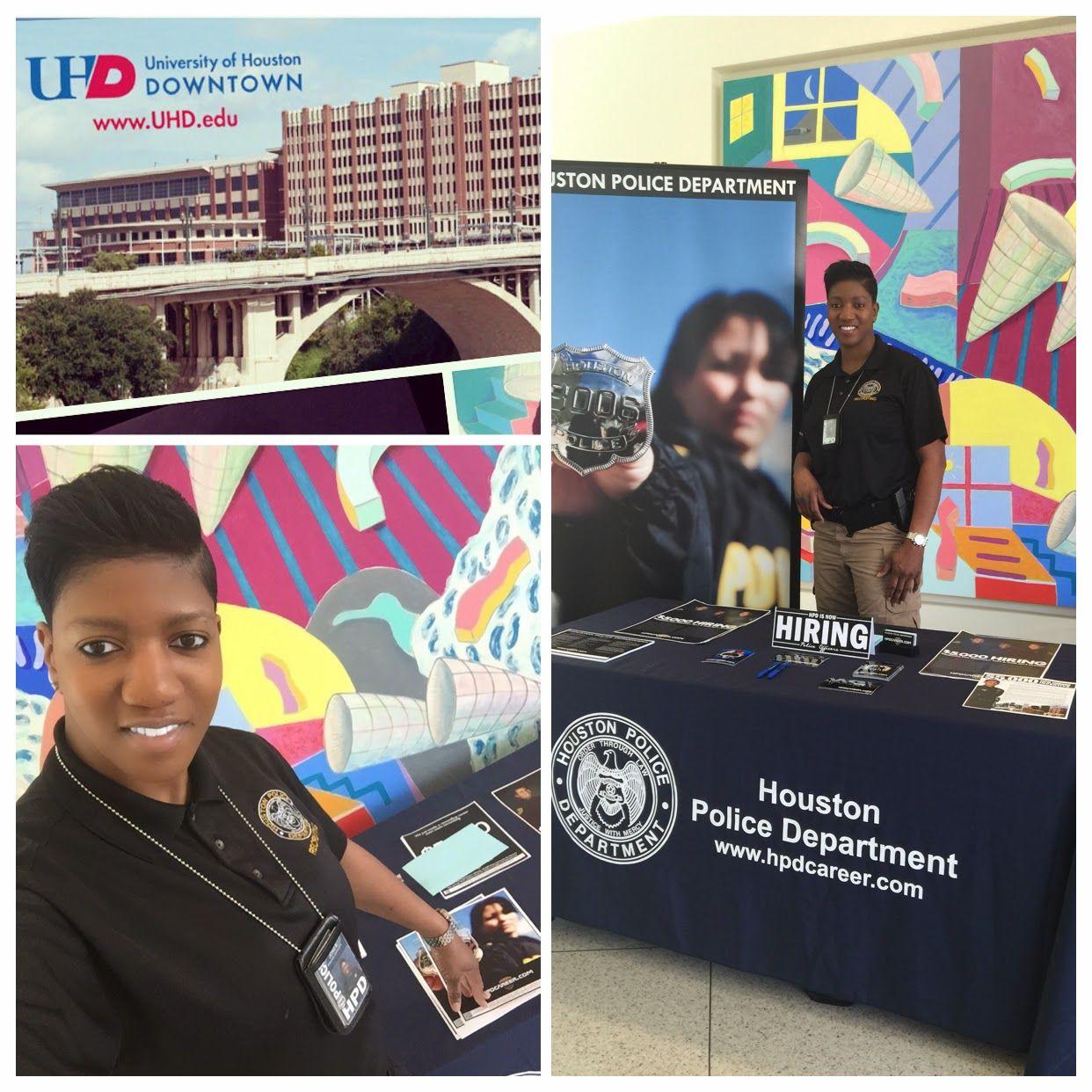 Houston Police Department _ at University of Houston