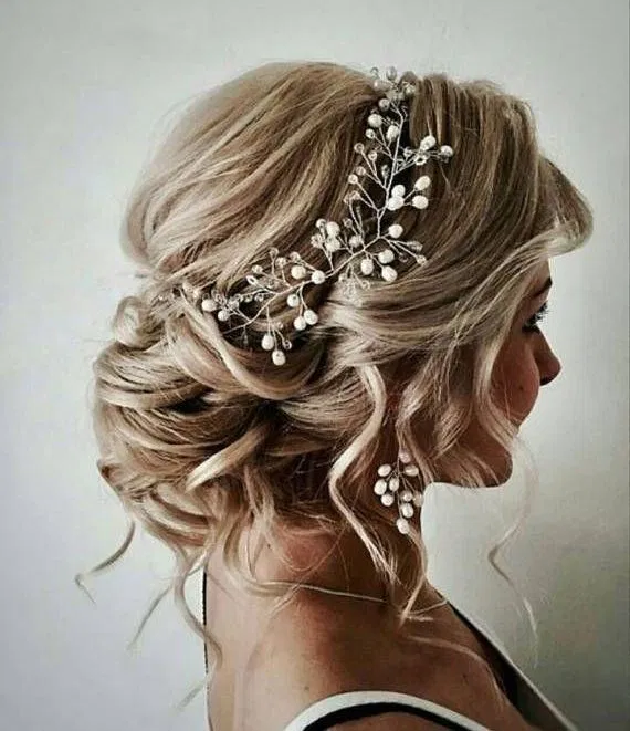 21 Most Outstanding Braided Wedding Hairstyles: Charming Ideas Braided Wedding Hairstyles For The Modern