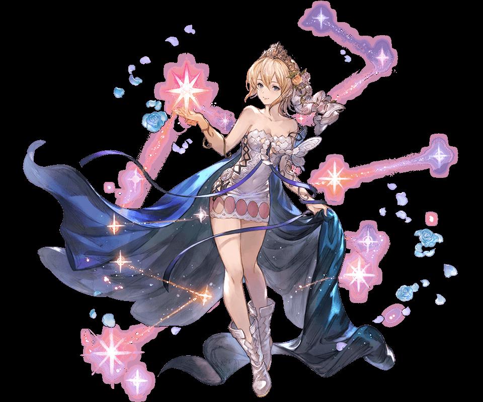 Europa Granblue Fantasy Wiki In 2020 Fantasy Character Design Anime Fantasy Fantasy Art