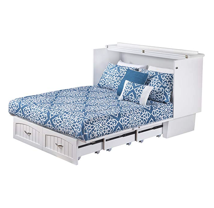 Murphy Bed Chest Queen murphy bed, Murphy bed, Murphy
