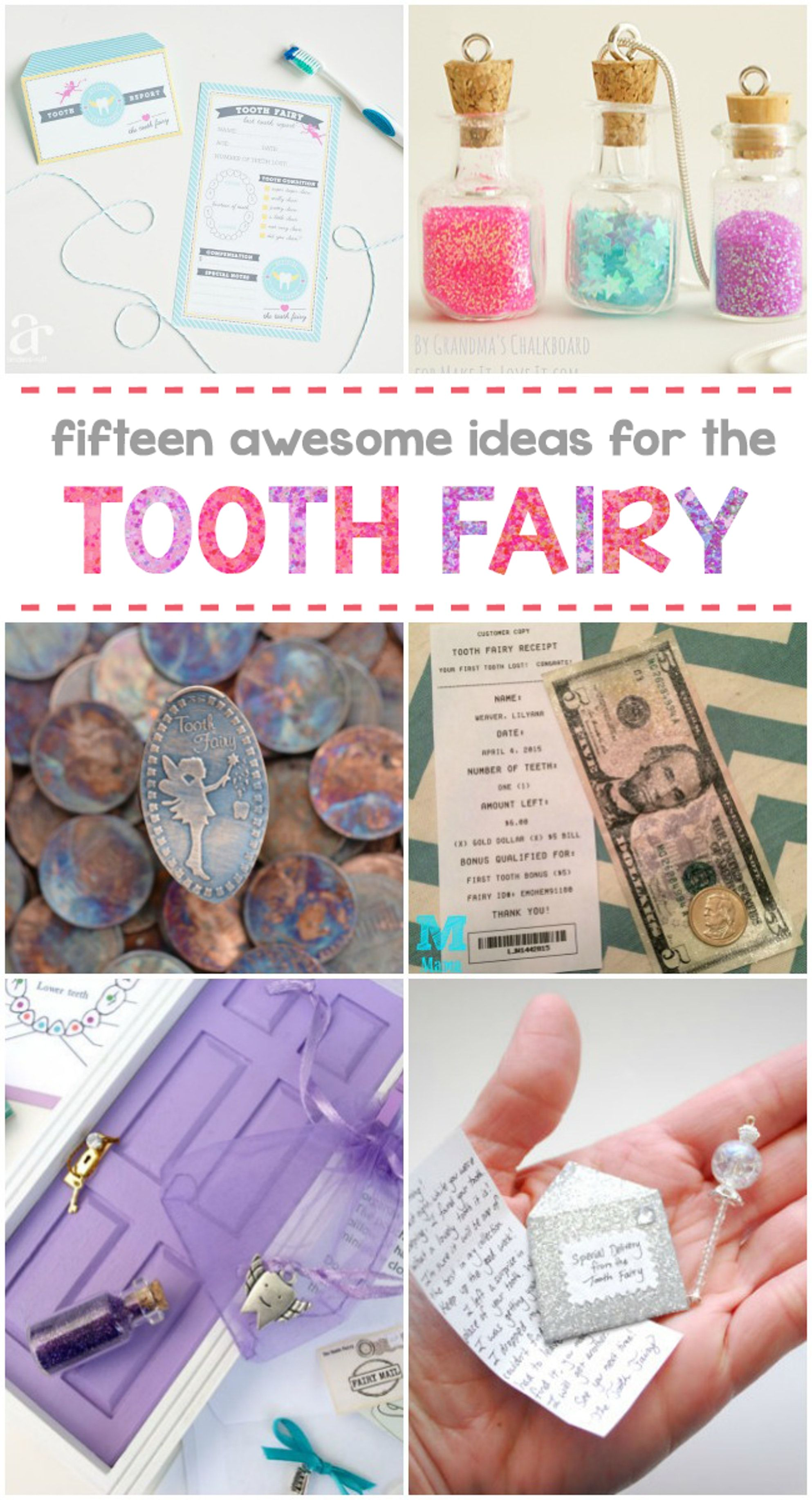 15 awesome tooth fairy ideas kids activities