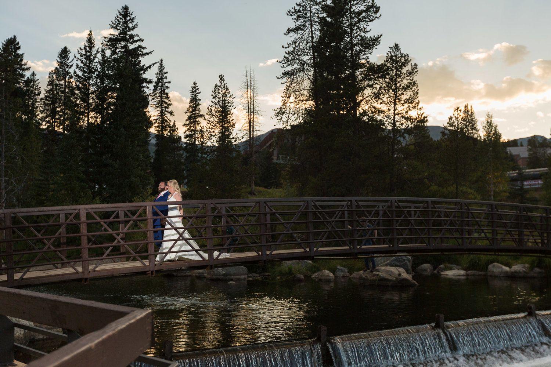 A main street station breckenridge colorado wedding the