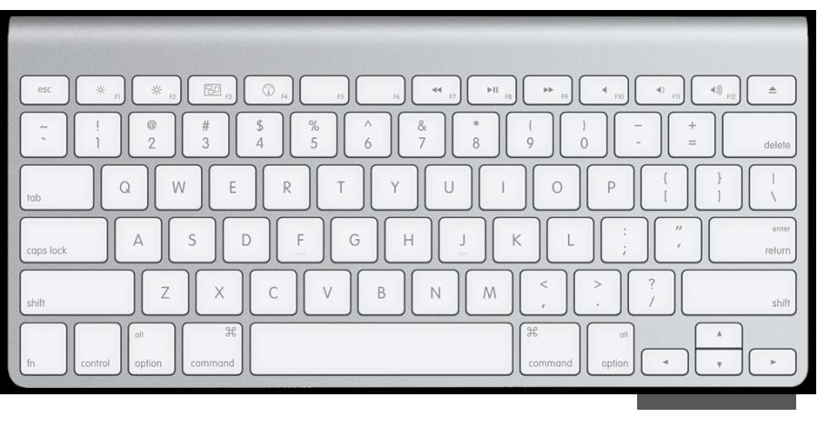 mac os x shortcuts  apple computer computer tastatur
