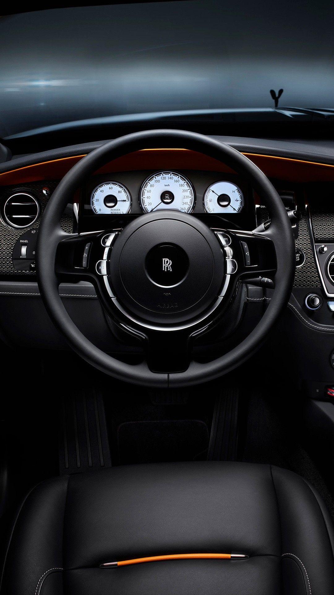 Rolls Royce Dawn Black Badge Interior