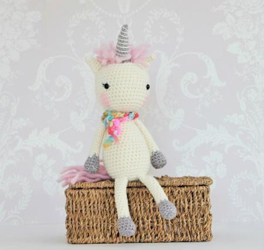 Crochet Amigurumi Toy PATTERN Pack Special Offer Unicorn, dragon and ...