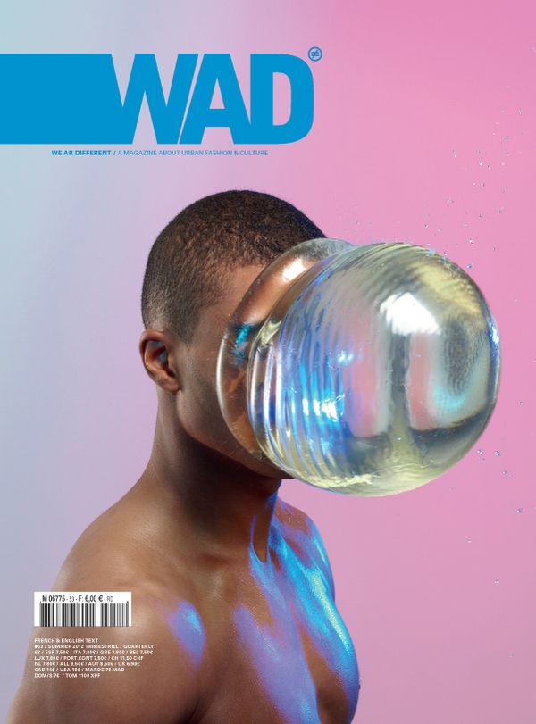 WAD 53 , The Cocktail issue