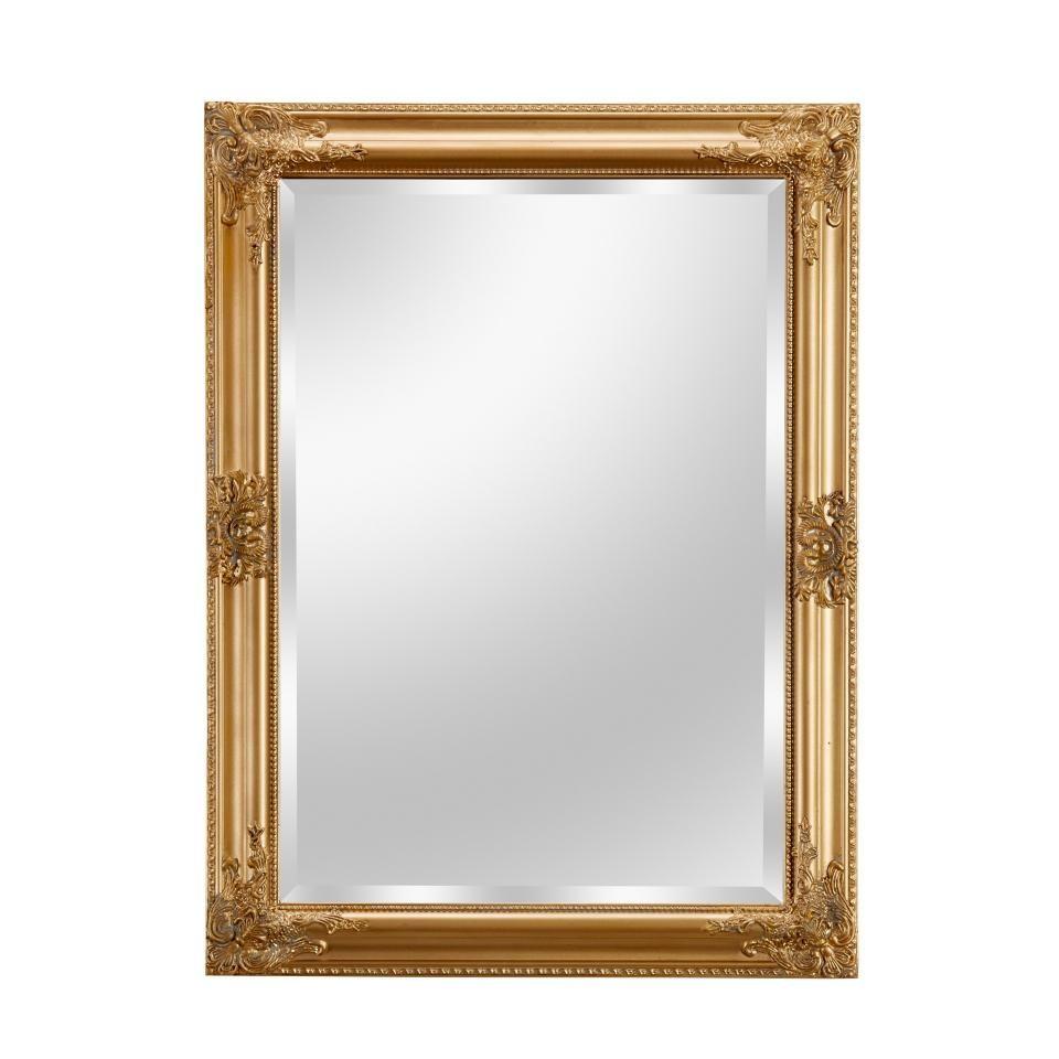 Spiegel Kopenhagen 60x80 Gold Spiegel Spiegel 60x80 Kleiner Spiegel