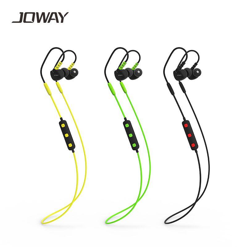 Oryginalny Nowy Joway H13 Bezprzewodowy 4 0 Zestaw Sluchawkowy Bluetooth Stereo Muzyka Sluchawki Sport Running S Headphones Running Headphones Music Headphones
