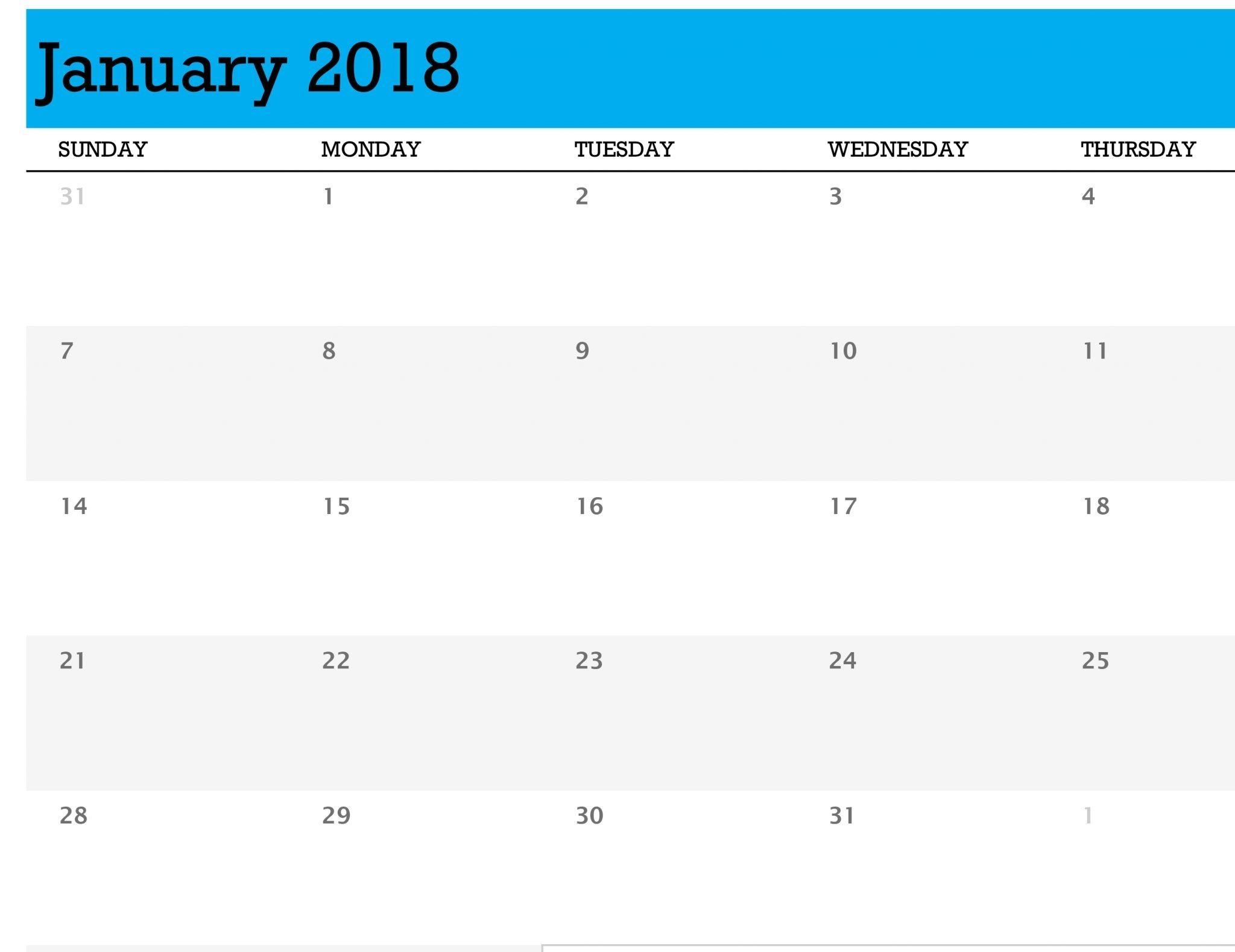 11x17 Calendar Template Word Excel Calendar Calendar Template Print Calendar
