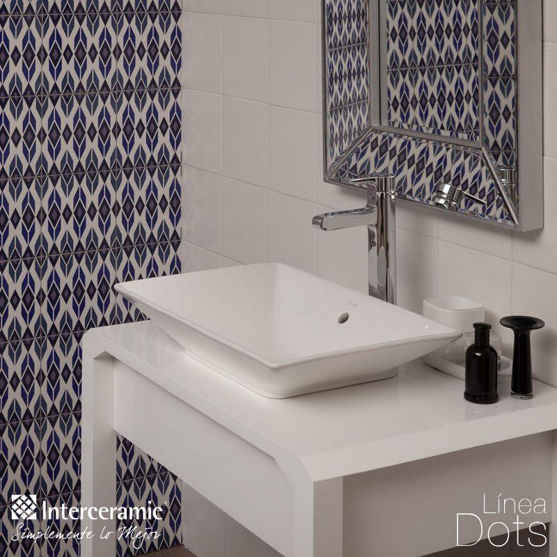 Utiliza azulejos que le de vida a tu ba o ba os for Azulejos vintage bano