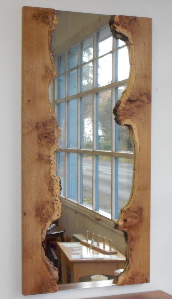 Best Pippy Oak Waney Edge Mirror Just Love It Horndean 400 x 300