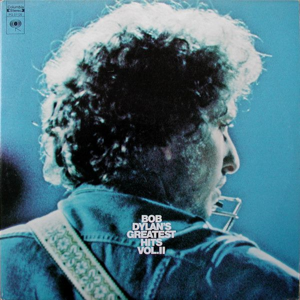 Image Result For Bob Dylan Greatest Hits Vol 2 My Rock