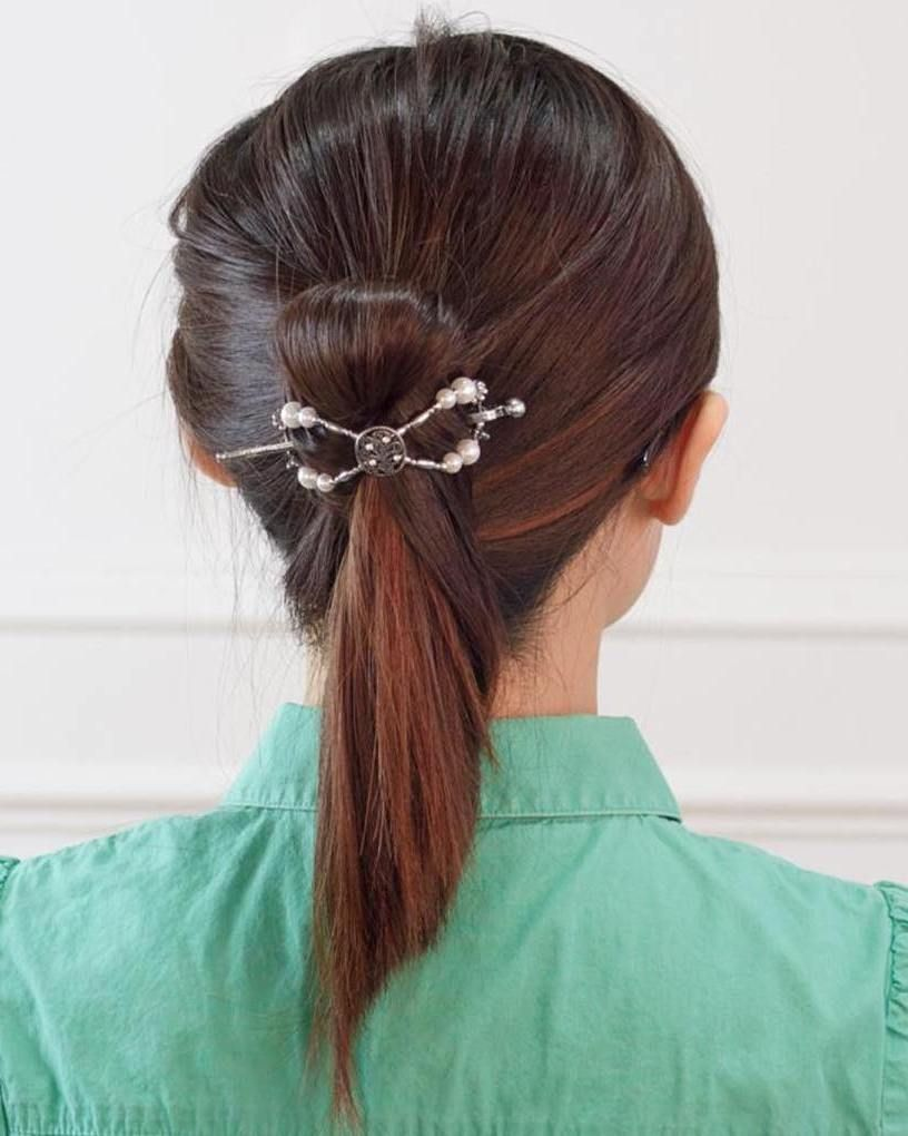 20 Quick and Easy Work Appropriate Hairstyles