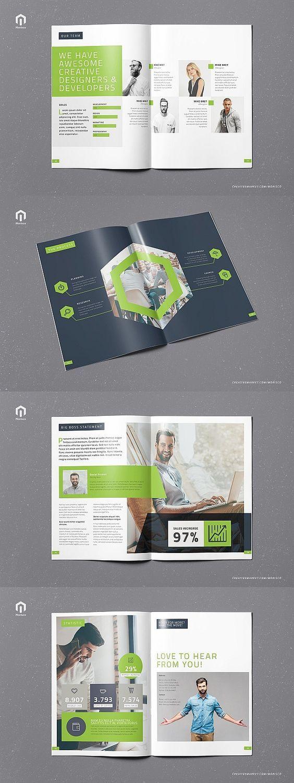 brochure #template interior design brochure psd file free
