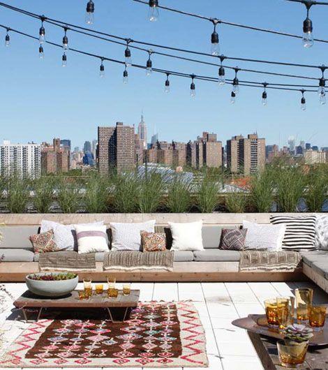 Urban Outdoor Living | EyeSwoon