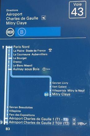 Gare Du Nord To Charles De Gaulle Paris Pinterest