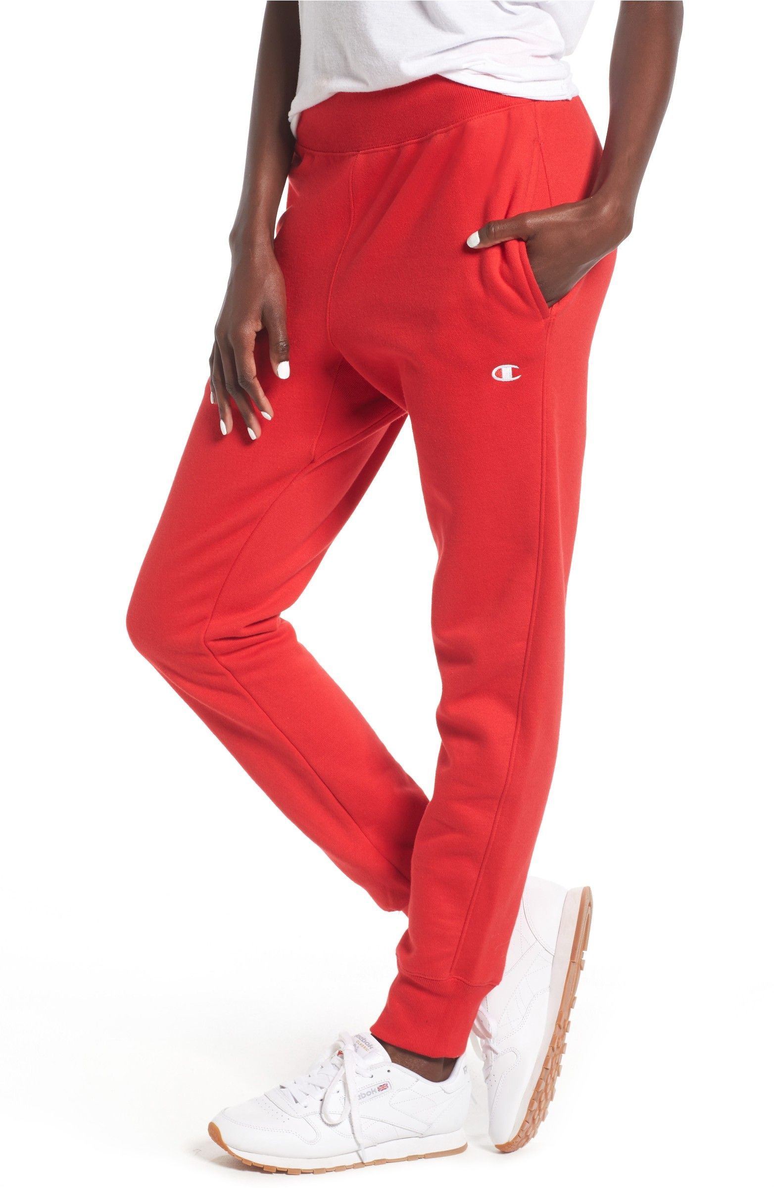 ec32b43ecfa2 Main Image - Champion Jogger Sweatpants
