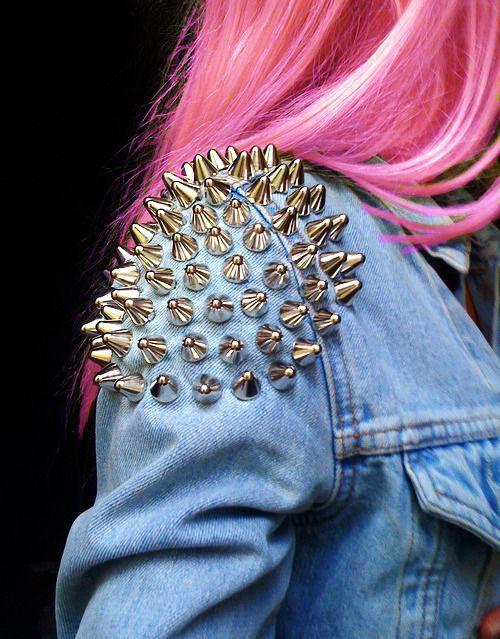 punkrock fashion