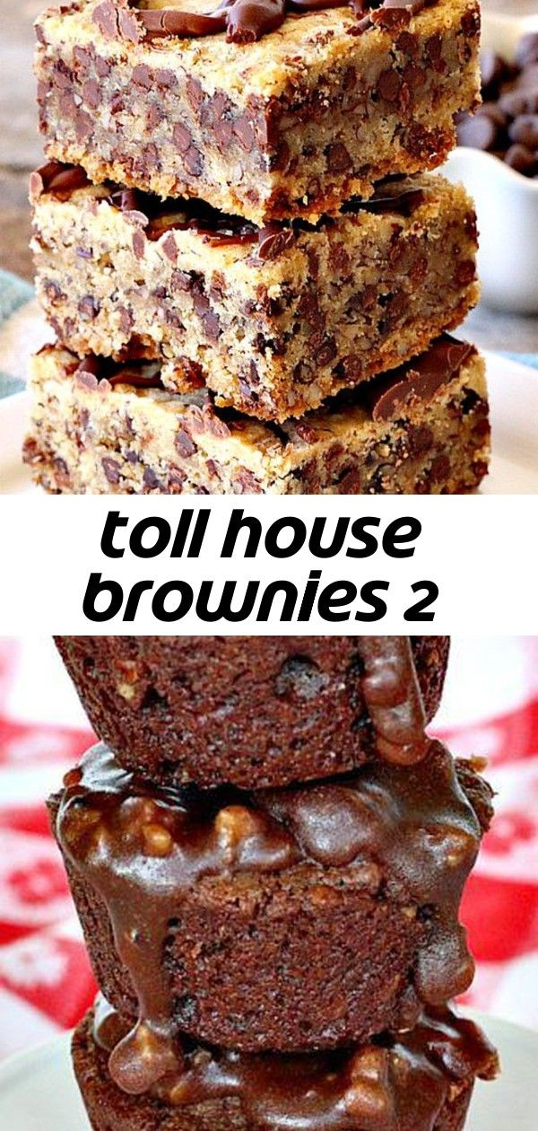 Toll house brownies 2 Toll House Brownies  Cant Stay Out of the Kitchen  this scrumptious takes the best of  puts them in form Then a icing is drizzled over top Absolutel...
