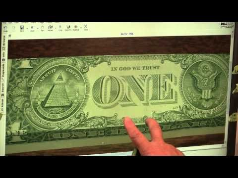 Is The Ark Of The Covenant Hidden In Symbolism On The Us Dollar