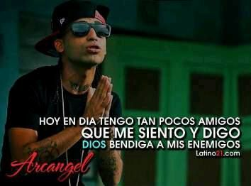 Descargar Cancion El No Se Va A Enterar Arcangel Download