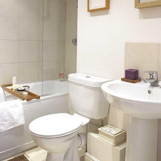 9 Small Ideas Small Bathrooms Small Family Bathroom Small Bathroom Fishing Bathroom Decor Toilet For Small Bathroom
