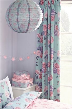 Girls bedroom curtains x